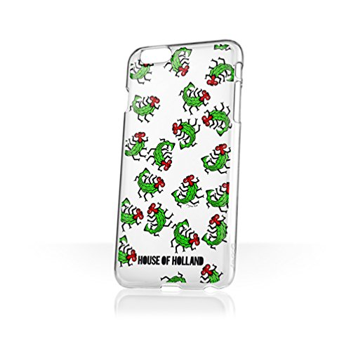 Henry Holland x goo.ey - selbsthaftendes Case für Apple iPhone 6 / 6S Plus (Big Green) Mini Green