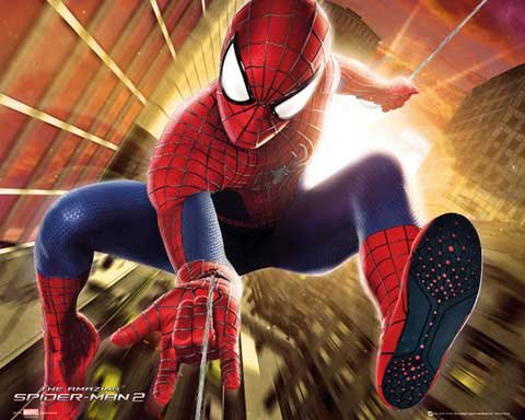 spiderman-mini-poster-the-amazing-spiderman-2-swing-accessori-ohne-rahmen