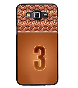 PrintDhaba Numerology Number 3 D-3635 Back Case Cover for SAMSUNG GALAXY GRAND MAX (Multi-Coloured)