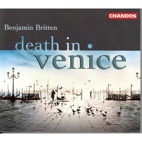 Death in Venice, Op. 88: Act II Scene 14: Do what you will with me! (Aschenbach)