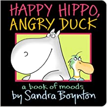 HAPPY HIPPO, ANGRY DUCK (English Edition)