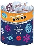 Unbekannt Aladine–03730–Stampo Scrap–Etoiles Eiskönigin