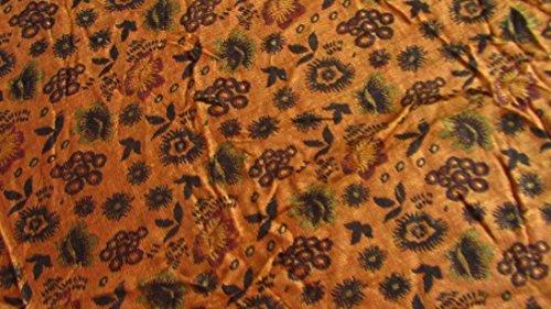 Seidenschal Pashmina Schal Wrap ethnische Tribal Indien Hindu indisch