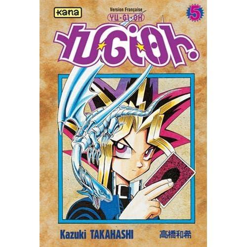 Yu-Gi-Oh ! Tome 5