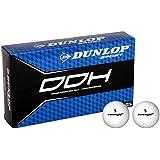 Dunlop DDH Titanium Distance Golf Balls (Pack of 12)