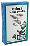 Colora Henna Powder Hair Color Burgundy 2oz (2 Pack)