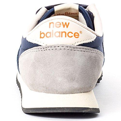 New Balance U U420Ugb Baskets pour homme - Blu Grigio