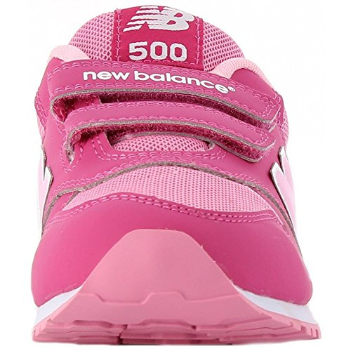 NEW BALANCE KV500PPY sneakers bambina rosa Fuxia