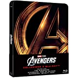 Avengers 1-2-3 Steelbook
