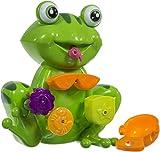 Bieco 11008831 - Badewannen Spielset Frosch, ca. 23 x 10 x 21 cm