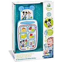 Mickey Mouse - Smartphone educativo de Mickey, juguetes interactivos (Clementoni 65506.9)