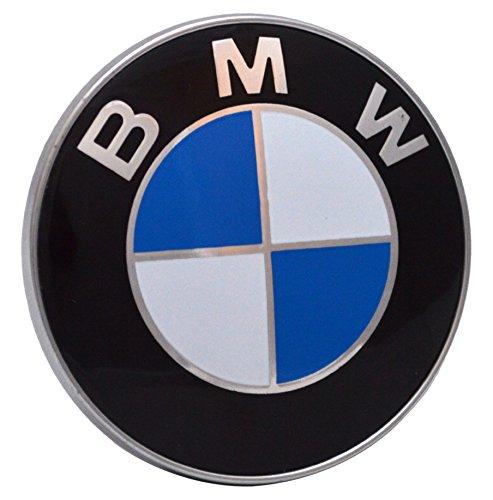 bmw-435435435-bonnet-boot-hood-emblem-2-pin-badge-82mm-1-3-5-7-series-m3-m5-x5-e30-e36-e46