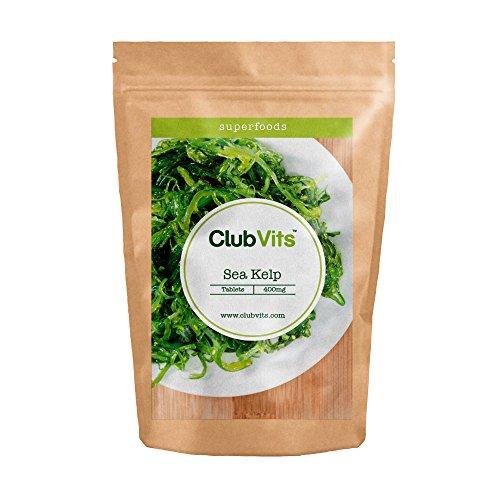 Club-Vits-Kelp-400mg-1000-Tablets