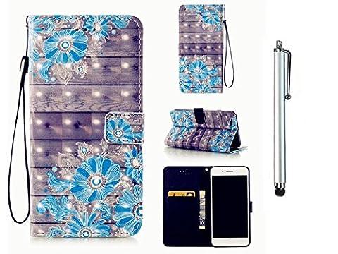 Samsung Galaxy S7 KSHOP Housse de protection Doux Leather en