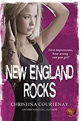 New England Rocks by Christina Courtenay (2013-08-01)