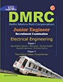 Guide to DMRC Electrial Engineering (Junior Engg Recruitment Exam - Includes Solved Paper 2013): Junior Engineer Recruitment Exam - Includes Solver Paper 2013