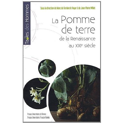 La Pomme de terre : De la Renaissance au XXIe siècle (1CD audio)