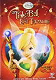 Tinkerbell and Lost Treasure DVD