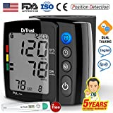 Dr Trust Wrist Fully Automatic Digital BP Machine (Black)