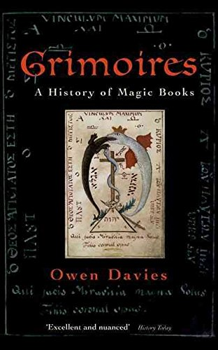 [Grimoires: A History of Magic Books] (By: Owen Davies) [published: December, 2010]