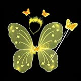 Infinxt Fairy Butterfly Wings Costume Fo...