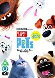 The Secret Life Of Pets (DVD + Digital Download) [2015] UK-Import, Sprache-Englisch...