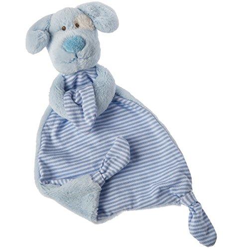Mary Meyer Kuscheltier-Decke, Marshmallow Zoo Pup Lovey (blau)