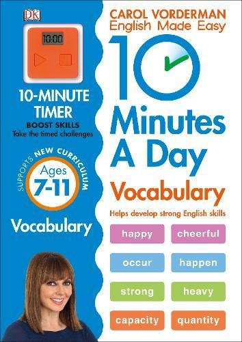 10 Minutes a Day Vocabulary (Carol Vorderman's English Made Easy)