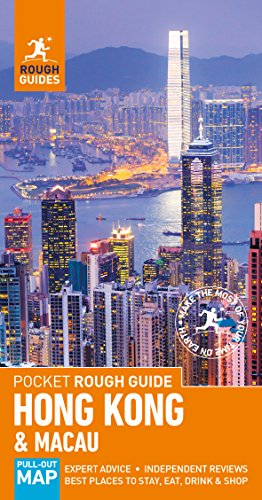 Pocket Rough Guide Hong Kong & Macau (Rough Guide Pocket) (China Rough Guide)