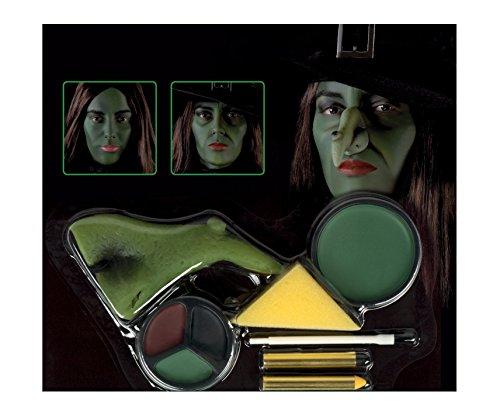 Kit make-up trucco strega