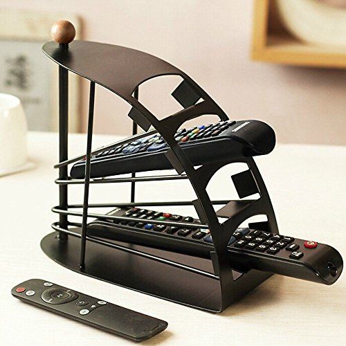 Multi Remote Control Organizer Stand Mobile Storage Shelf