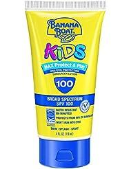 Banana Boat Kids Sunblock Lotion LSF 100 - Sonnenblock Lotion für Kinder 113ml