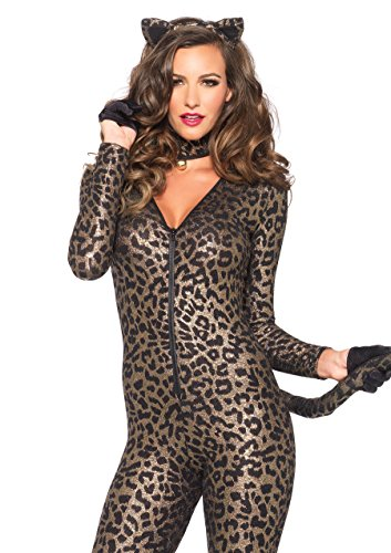 Leg Avenue 85393 - Sex Kitten Damen kostüm , Größe Large (EUR 40)