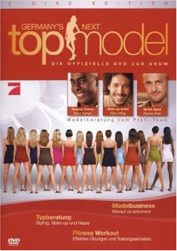 Germany's Next Topmodel - Staffel 1 (2 DVDs)