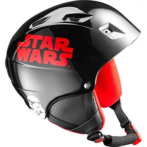 Rossignol Kinder Comp J Star Wars Kinder Ski Helm XS/S Schwarz
