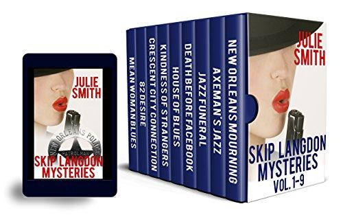 Skip Langdon Vol. 1-9: (The Skip Langdon Series) (English Edition) por Julie Smith