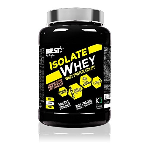 Best Protein Isolate Whey Chocolate - 4000 gr