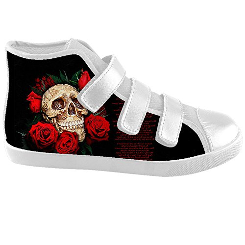 Dalliy Cool Skull Kids Canvas shoes Schuhe Footwear Sneakers shoes Schuhe A
