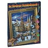 Noris Spiele Schipper 609130336 - Malen nach Zahlen - Der Nürnberger Christkindelsmarkt, 40x50cm
