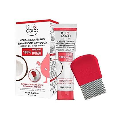 Komplettes Behandlungs-Set Gegen Kopläuse