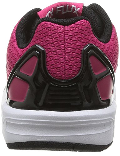 Adidas Zx Flux El I Scarpe Sportive, Unisex Bambino Bopink/Cblack/Ftwwht