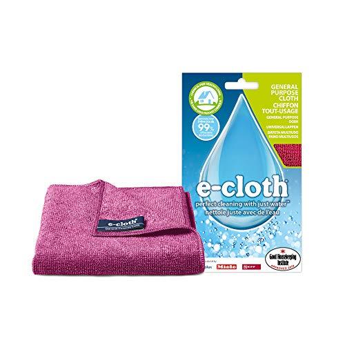 Polti EGP E-Cloth - Mikrofaser - Allzweck - Reinigungstuch für sämtliche Oberflächen im Haushalt