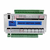 KEHUASHINA Mach3 4 Achsen CNC Motion Control USB Karte Breakout Board 400KHz Support Windows7