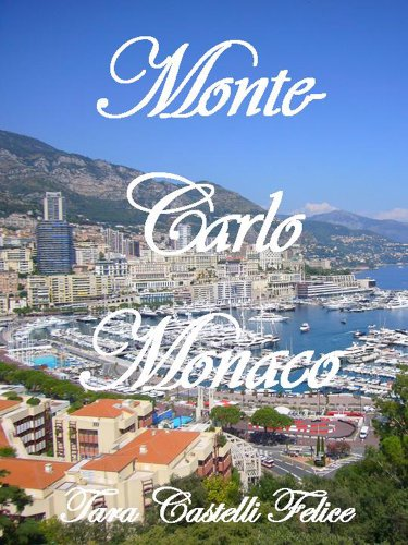 Monte-Carlo Monaco (French Edition)