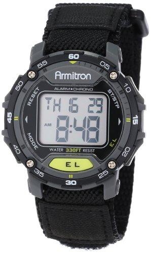 Armitron 40/8291BLK - Reloj unisex