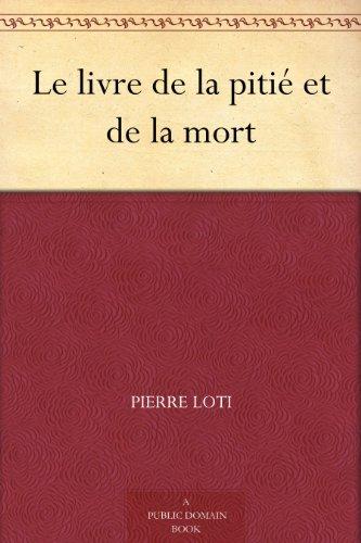 Couverture du livre Le livre de la pitié et de la mort
