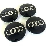Original Ventilkappen Audi Logo Ringe A1 A3 A4 A5 A6 A7 A8 Aluventileinheit 4L0071215A