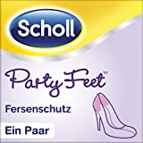 Scholl Party Feet, Fersenschutz mit Gel Activ Technologie, 1 Paar