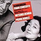 Schoenberg: Piano Concerto, Klavierstücke Opp.11 & 19 / Berg: Sonata Op.1 / Webern: Variations Op.27