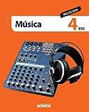 MÚSICA 4 ESO (INCLOU DVD) - 9788468305288